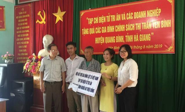 Hội Tân Trào tại CHLB Đức tặng nhà tình nghĩa tại Hà Giang - ảnh 2