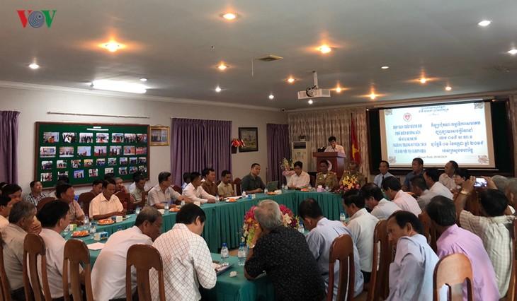 Campuchia hỗ trợ cấp giấy tờ hành chính cho người gốc Việt - ảnh 1