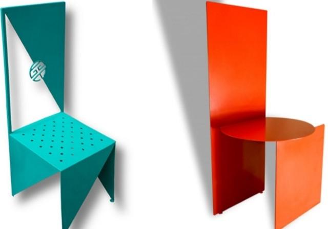 """Triển lãm """"Chuyện ghế"""" của họa sĩ Lê Thiết Cương - ảnh 1"""