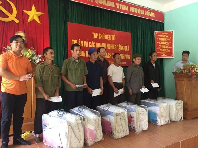 Hội Tân Trào tại CHLB Đức tặng nhà tình nghĩa tại Hà Giang - ảnh 5