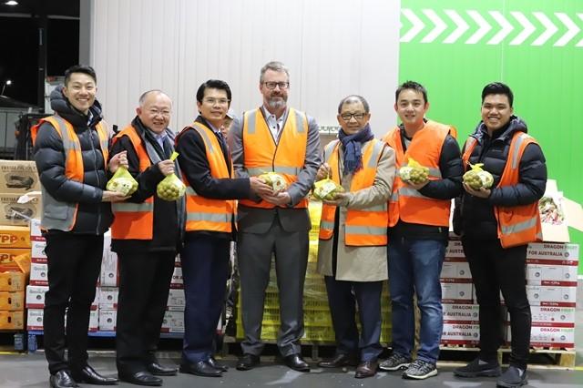 Chính thức giới thiệu nhãn tươi Việt Nam tại thị trường Australia - ảnh 3