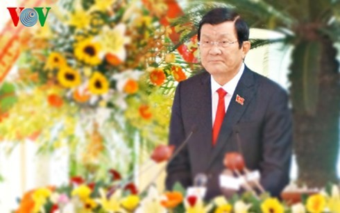 Партийные конференции города Дананг и провинций Хаузянг, Чавинь, Биньдинь и Виньфук - ảnh 1