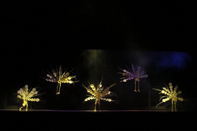 Вьетнам получил главный приз на Ханойском международном фестивале кукольных театров - ảnh 1