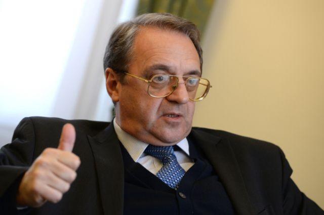 Россия и Египет договорились по политическому урегулировнию сирийского кризиса - ảnh 1