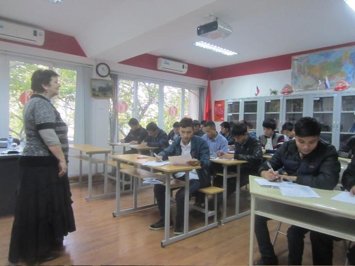 Активизация преподавания русского языка во Вьетнаме - ảnh 1