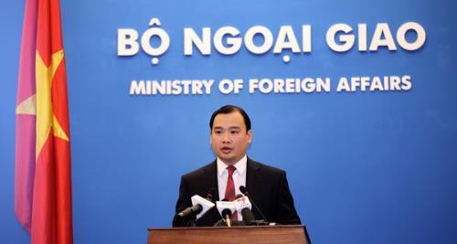 Вьетнам уважает право на свободу мореходства и авиации в Восточном море - ảnh 1