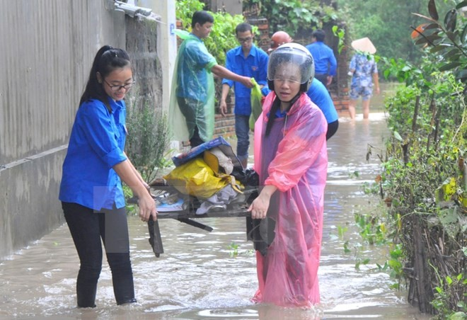 Южная Корея поможет Вьетнаму совершенствовать систему прогнозирования стихийных бедствий - ảnh 1