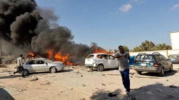«Исламское государство» взяло на себя ответственность за теракт в Ливии - ảnh 1