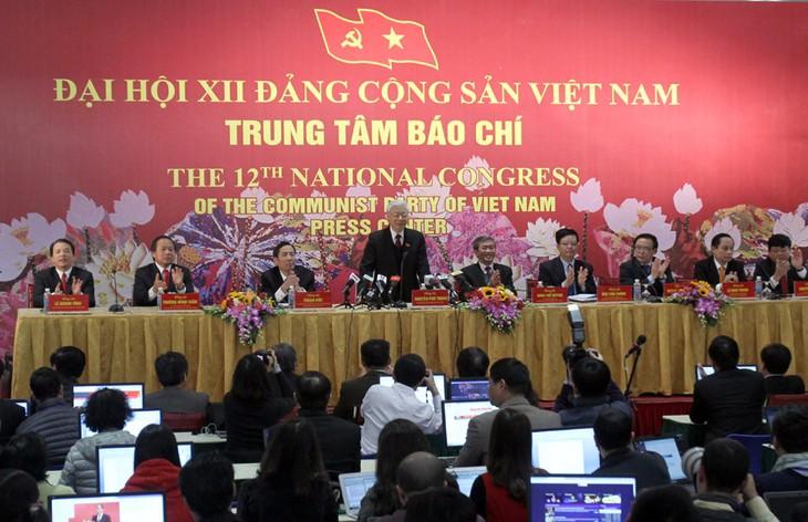 12-й съезд КПВ – съезд демократии, единства, дисциплины и разума - ảnh 1
