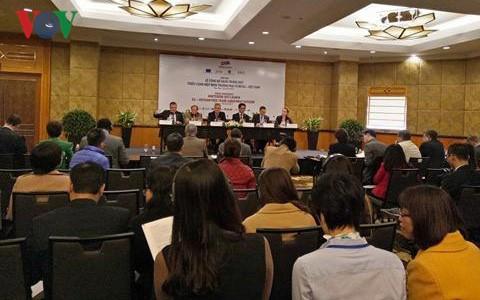 Белая книга 2017 года – перспективы Соглашения о свободной торговле между ЕС и Вьетнамом  - ảnh 1
