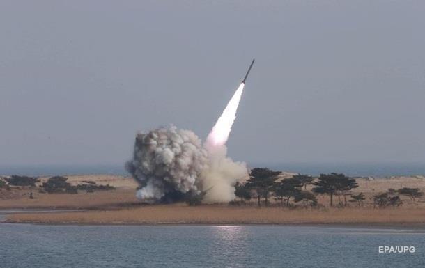 США, РК и Япония выразили протест против запука КНДР баллистических ракет - ảnh 1