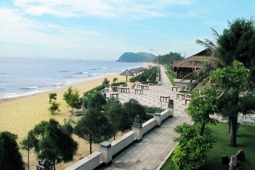 Провинция Куангнгай эффективно использует свой туристический потенциал - ảnh 1