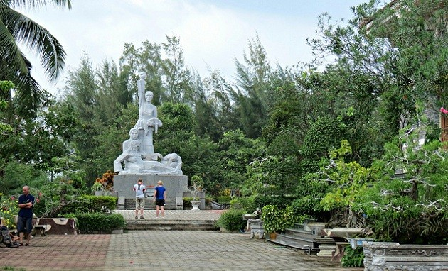 Исторические памятники провинции Куангнгай - ảnh 3