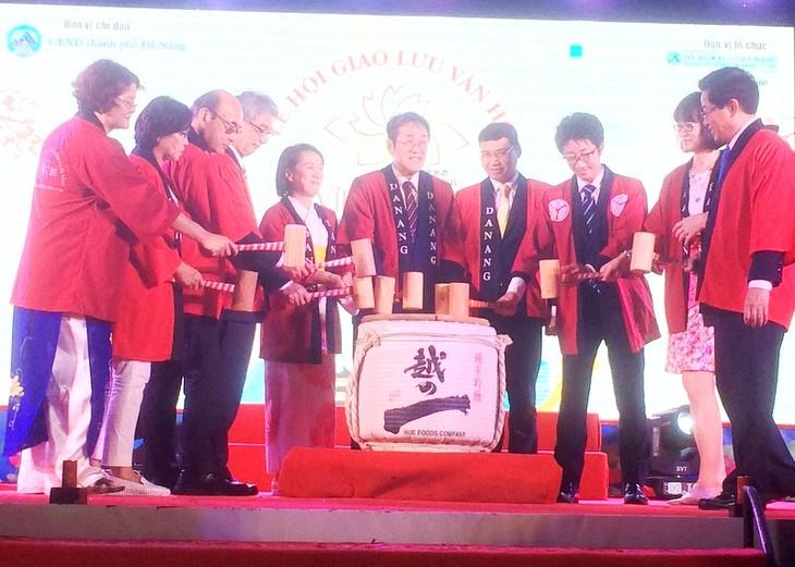 В Дананге открылся Вьетнамо-японский фестиваль культуры - ảnh 1