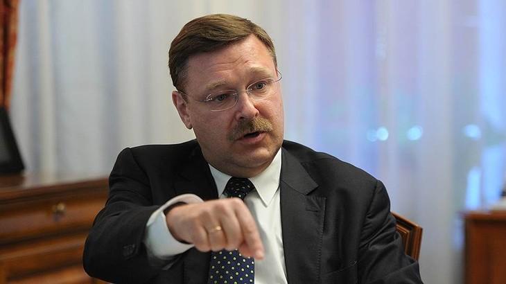 Россия выразила протест против решения проблемы с КНДР военным путём - ảnh 1