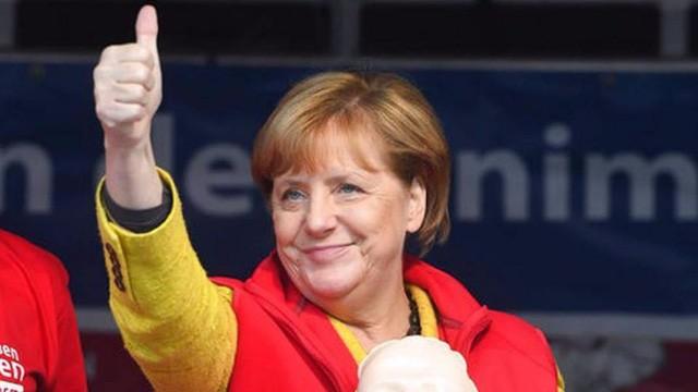 Поздравительная телеграмма по случаю парламентских выборов в Германии - ảnh 1
