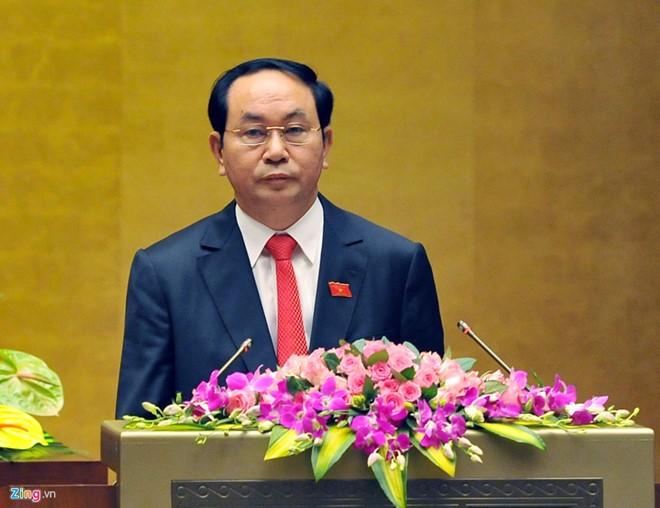 Письмо президента Чан Дай Куанг по случаю праздника середины осени - ảnh 1