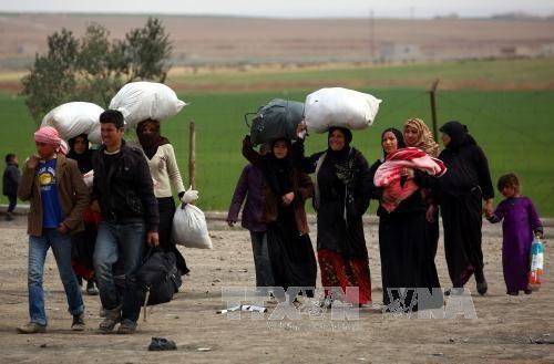 Боевики в Сирии, возможно, используют мирных жителей в качестве «живого щита» - ảnh 1