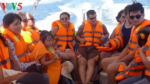 Привлечение во Вьетнам иностранных туристов - ảnh 2