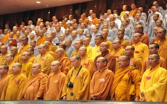 Пресс-конференция, посвящённая 8-му всереспубликанскому буддистскому съезду - ảnh 1
