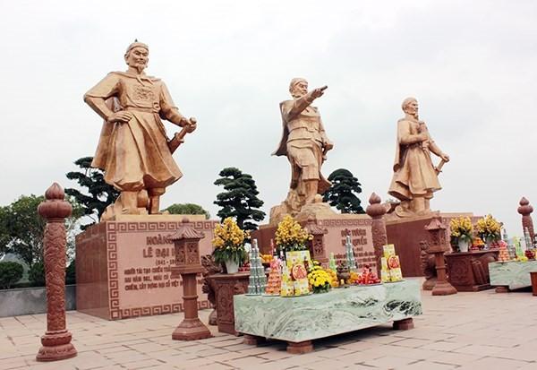 Исторический комплекс «Батьданг-зянг» в Хайфоне - ảnh 1