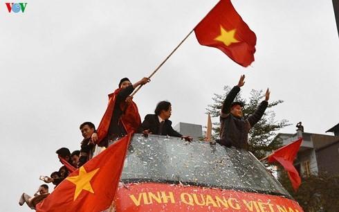 Японские СМИ высоко оценили сплочённость вьетнамцев - ảnh 1