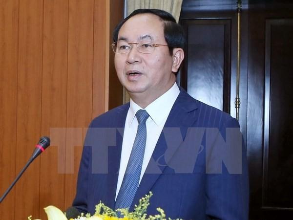 Президент Вьетнама посетит Индию и Бангладеш с государственным визитом - ảnh 1