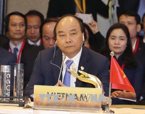 Премьер-министр Вьетнама Нгуен Суан Фук принял участие в саммите ACMECS-8 - ảnh 1