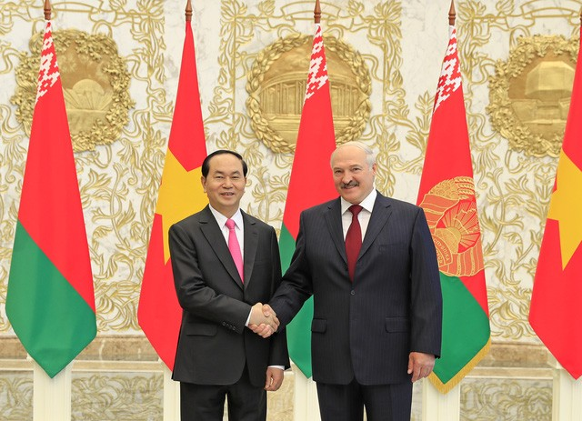 Вьетнам и Беларусь укрепляют торгово-экономические отношения - ảnh 2