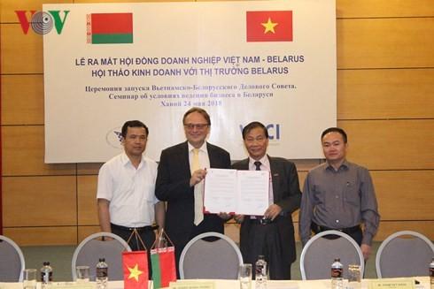 Вьетнам и Беларусь укрепляют торгово-экономические отношения - ảnh 3