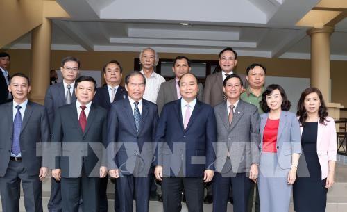 Премьер-министр Нгуен Суан Фук провёл рабочую встречу с руководством провинции Ламдонг - ảnh 1