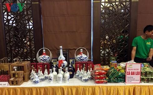 Конференция по сотрудничеству в сбыте сельхозпродукции в пограничных провинциях Вьетнама и Китая - ảnh 1