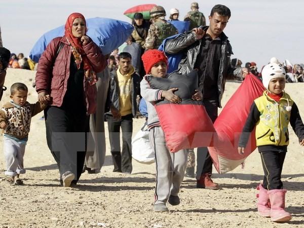 Россия обязалась оказать Ливану поддежку в возвращении сирийцев на Родину - ảnh 1