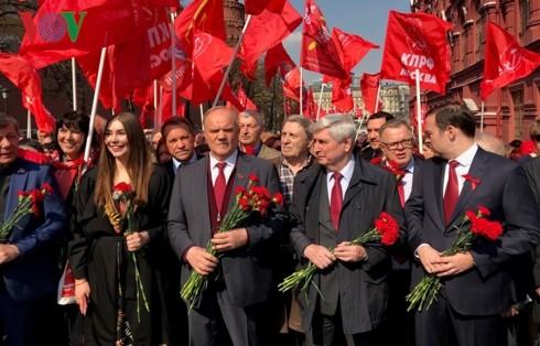 149-я годовщина со дня рождения Владимира Ильича Ленина - ảnh 1