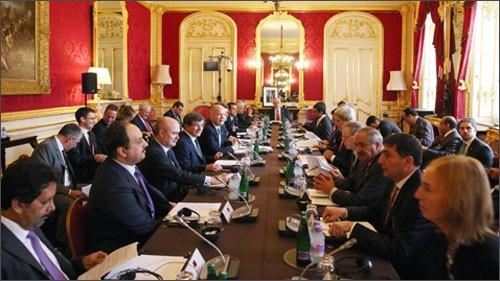 การเจรจาเจนีวา๒เกี่ยวกับปัญหาของซีเรีย  ทั้งสองฝ่ายพร้อมที่จะสนทนาโดยตรง - ảnh 1