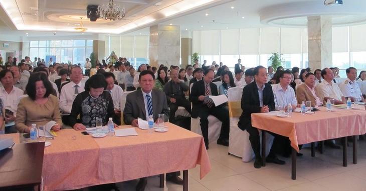การประชุมสรุปผลการปฏิบัติงานของสมาคมนักธุรกิจเวียดนามในรัสเซีย - ảnh 1