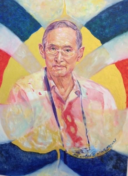 นิทรรศการศิลปะสมัยใหม่ไทย - เวียดนาม - ảnh 1