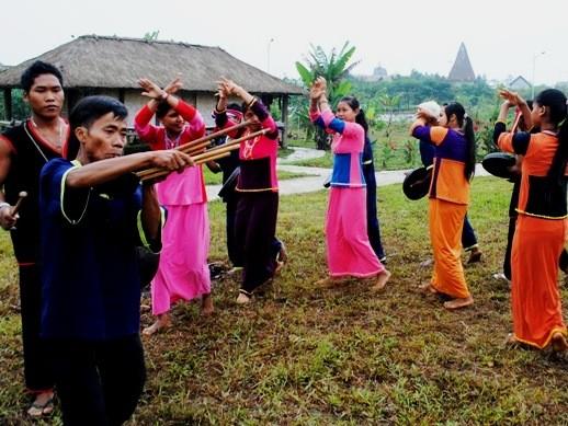 ชนเผ่าน้อยราค์ลายในเวียดนาม - ảnh 2