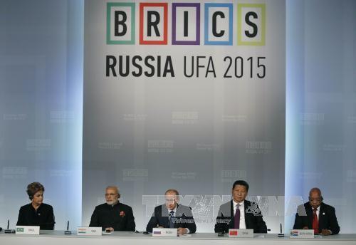 การประชุมผู้นำBRICSออกแถลงการณ์ร่วม  - ảnh 1