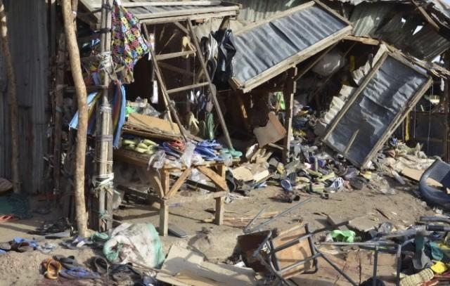 มีผู้เสียชีวิตอย่างน้อย๔๓คนจากการโจมตีของกลุ่มโบโกฮารามในประเทศไนจีเรีย - ảnh 1