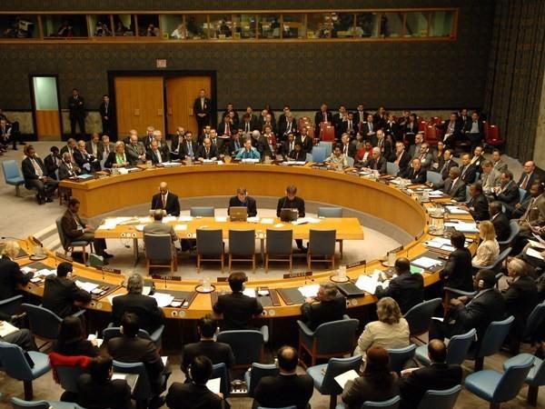 คณะมนตรีความมั่นคงแห่งสหประชาชาติอนุมัติมติให้การสนับสนุนข้อตกลงด้านนิวเคลียร์กับอิหร่าน - ảnh 1
