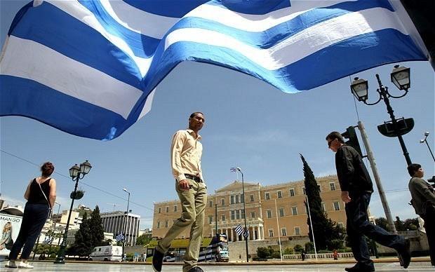 กรีซมีความประสงค์ที่จะลงนามข้อตกลงฉบับสุดท้ายกับกลุ่มเจ้าหนี้โดยเร็ว - ảnh 1