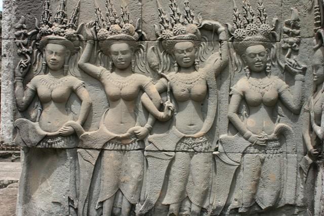 ชุดฟ้อนรำต่างๆของประเทศอาเซียน - ảnh 9