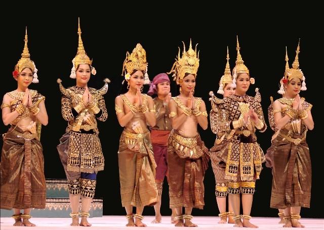 ชุดฟ้อนรำต่างๆของประเทศอาเซียน - ảnh 12