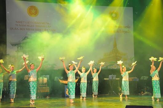 ชุดฟ้อนรำต่างๆของประเทศอาเซียน - ảnh 14