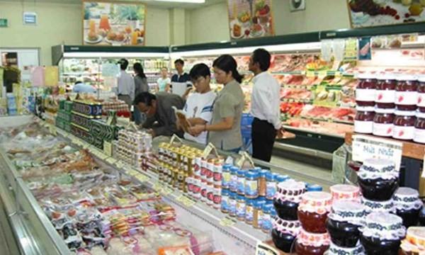 กลุ่มสินค้าอุปโภคบริโภคที่มีอัตราการบริโภคสูงพยายามครองส่วนแบ่งตลาดภายในประเทศ - ảnh 2