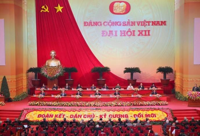 การประชุมสมัชชาใหญ่พรรคสมัยที่๑๒เป็นจุดเปลี่ยนที่สำคัญของเวียดนาม - ảnh 1