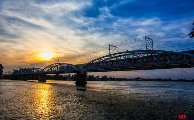 สะพานที่มีอายุนับร้อยปีในเวียดนาม - ảnh 10