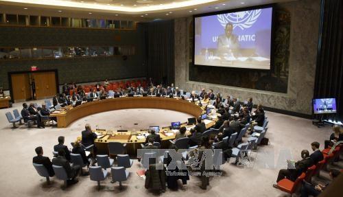 สหประชาชาติประณามการทดลองยิงขีปนาวุธของเปียงยาง - ảnh 1