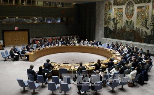 คณะมนตรีความมั่นคงแห่งสหประชาชาติประณามการยิงขีปนาวุธของเปียงยาง - ảnh 1